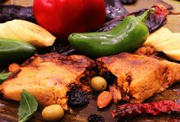 Tamal Chiapaneco de Mole