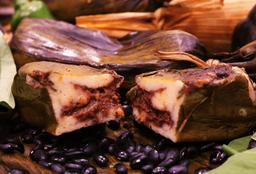 Tamal Chiapaneco de Yerbasanta