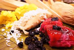 Tamal Chiapaneco de Manjar