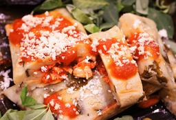 Tamal Chiapaneco de Chipilín Pollo