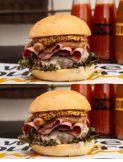 2X1 en French Dip Burger
