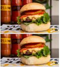 2X1 en Say Cheese Burger