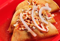 Paquete Tacos Ahogados