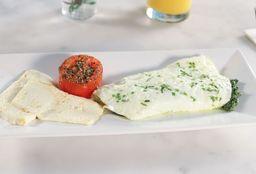 Omelette de Clara con Panela