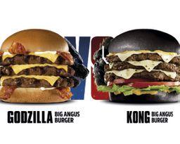 Godzilla vs Kong Big Angus Burger