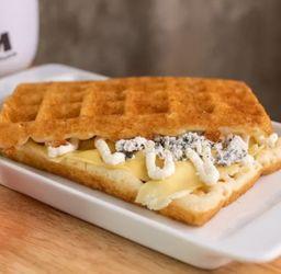 Waffle Amor de Tres
