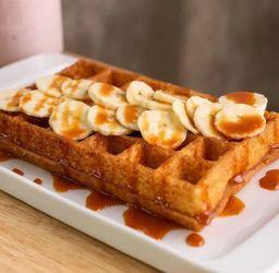 Waffle Bruselas Tradicional