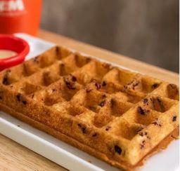 Waffle Bruselas Arándano