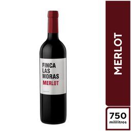 Finca las Moras Merlot 750 ml