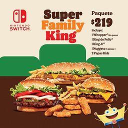 Super Family King