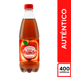 Sidral Mundet Pet 400 ml