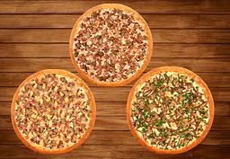 Arma tu Pizza Familiar