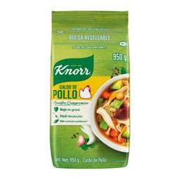 Caldo De Pollo Knorr En Polvo 950 G