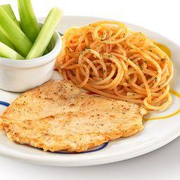 Sabanita italiana de pollo