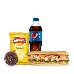 Super Combo Subway Chicken & Bacon Ranch® 30 cm