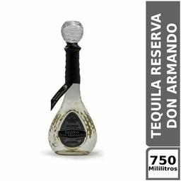 Tequila Reserva Don Armando 750 ml