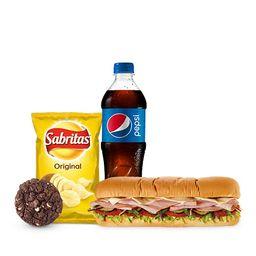 Super Combo Subway Melt® 30 cm