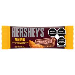 Chocolate Almonds Con Leche Hershey's