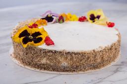 Pastel De Zanahoria Chai - Mini Cake