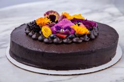 Pastel Cacao Avellana - Mini Cake