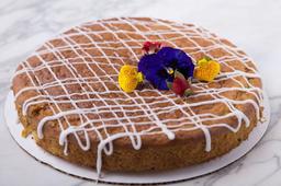 Pastel De Elote Con Cajeta - Mini Cake