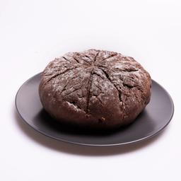 Pan De Masa Madre Con Cacao Y Nueces
