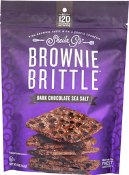 brownie brittle sheila g's galleta chocolate oscuro y sal de mar