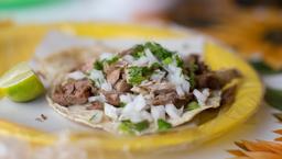 Taco de Maciza