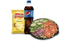 Ensalada Deleite Vegetariano en Combo
