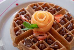 Waffles Caribe