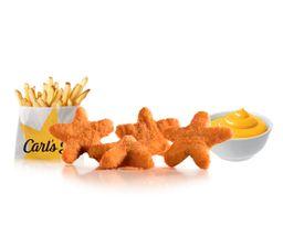 Snack Deal Estrellas de Pollo