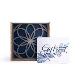Gift card  masaje individual 60 min con caja de Regalo