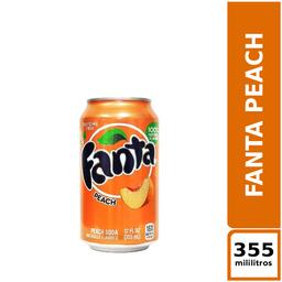Fanta Peach 355 ml