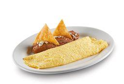 Omelette con Queso (1 pza.)