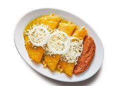 Enchiladas Verdes (3 pzas.)