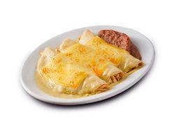Enchiladas Suizas (3 Pzas.)