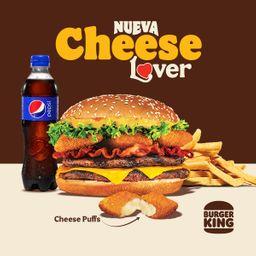 Exclusivo Rappi nueva Cheese Lover