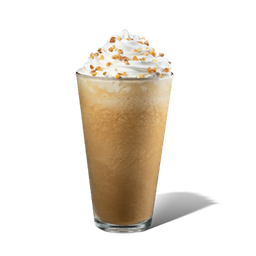 Honey Nut Frappuccino