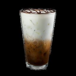 Choco Avellana Macchiato helado