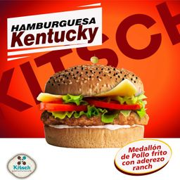 Hamburguesa Kentucky