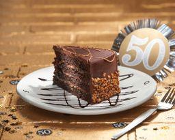 Rebanada Pastel Aniversario  50 años