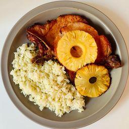 Chuletas a la Plancha Estilo Brasileño