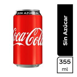 Coca-Cola sin Azúcar (400 Ml)