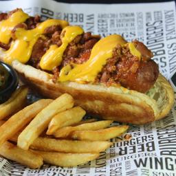 Hot Dog Wf Chillidog