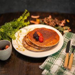 Pancake Frutos Rojos