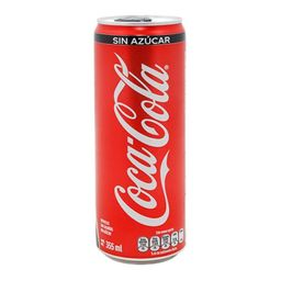 Coca-Cola Sin Azucar 235 ml