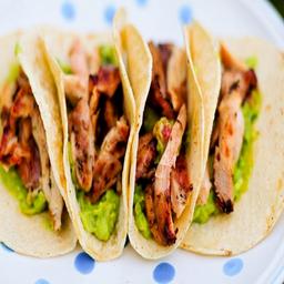Tacos de Pollo a la Parrilla