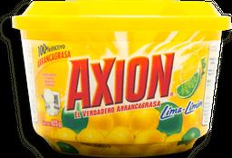 Lavatrastes Axion Lima Limón 425 g