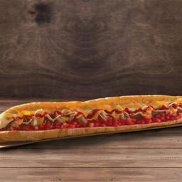 Hot Dog Hannibal Cannibal