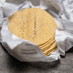 Tortillas de Maíz Amarillo